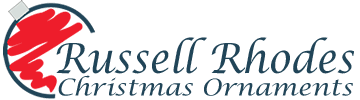 Russell Rhodes Personalized Christmas Ornaments
